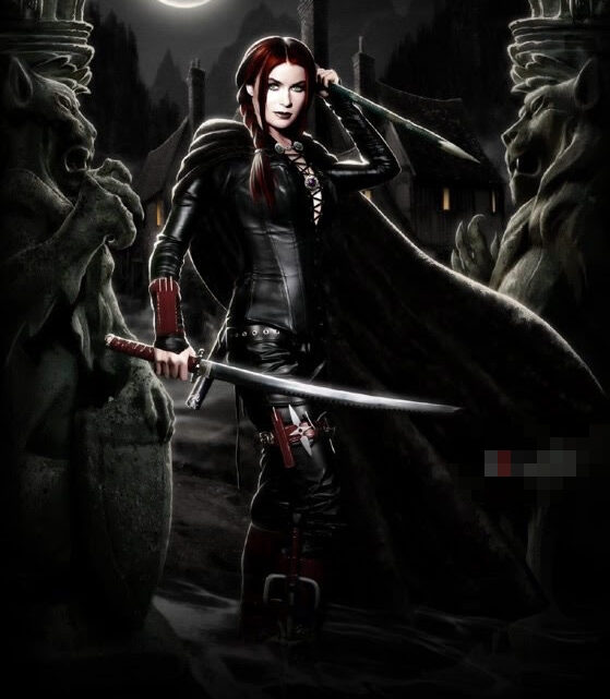 Dhampiros: los mitólogicos mestizos de vampiro y humano