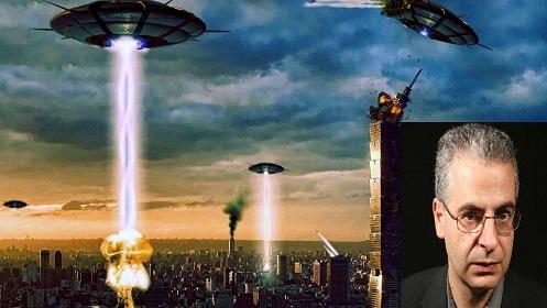 Los invasores extraterrestres podrían 'romper este mundo como una nuez', avisa el investigador en ovnis Nick Pope