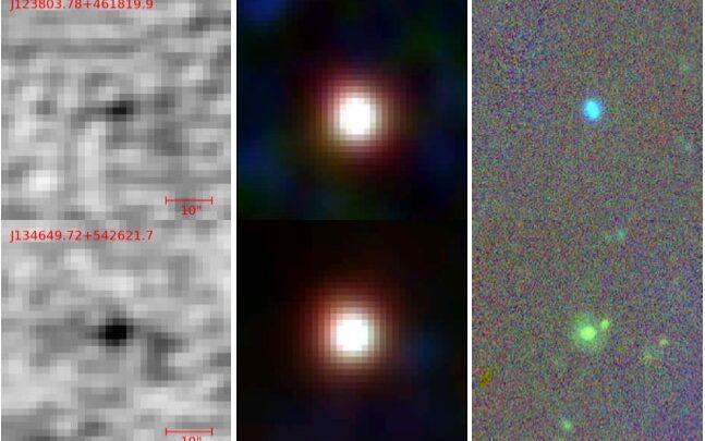 Investigadores identifican dos galaxias que podrían acoger vida extraterrestre hiperinteligente