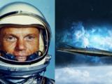 el impactante testimonio de un astronauta cuando decenas de ovnis rodearon su capsula en el espacio video