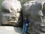 Fontainebleau: ¿Restos de entes gigantes Pre-Diluvianos en Francia?