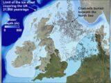 investigacion revela pasajes ocultos de la edad del hielo en profundidades del mar del norte