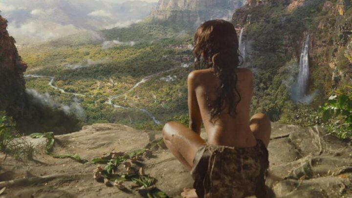 La historia de Dina Sanichar, el curioso suceso de un humano criado por lobos