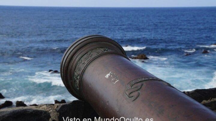 La Leyenda del soldado español teletransportado en 1593