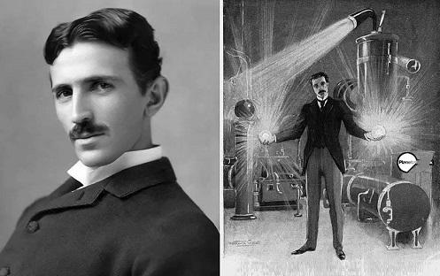 """La tecnología antigravedad hay desde hace bastantes años: """"Los escritos perdidos de Nikola Tesla"""""""