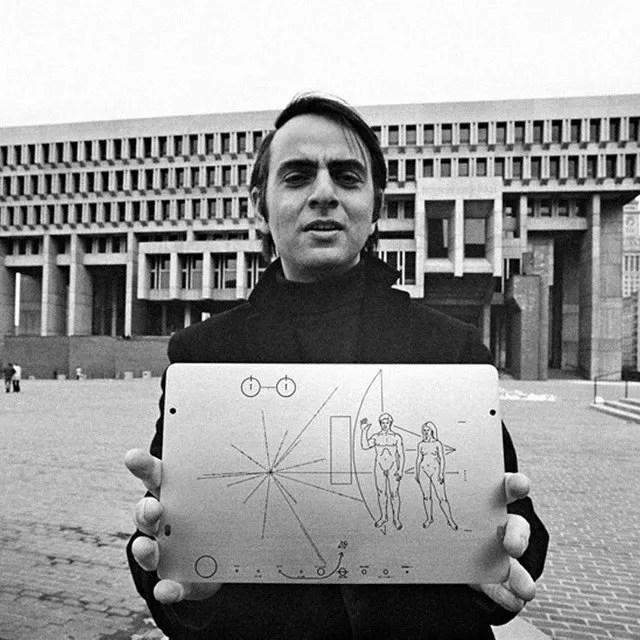 Los ovnis de los que Carl Sagan no lograba hablar
