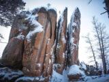 pilares de krasnoyarsk y el enigma de la ciudad perdida