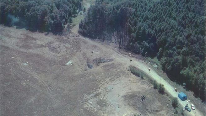 """¿Qué sucedió con el """"Vuelo 93"""" del 11S? El avión que no consiguió su objetivo, impactar el Capitolio"""