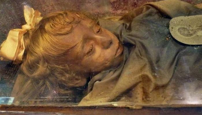 """Rosalía Lombardo: el enigma de la momia de más de 100 años, considerada la """"más bella del planeta"""""""