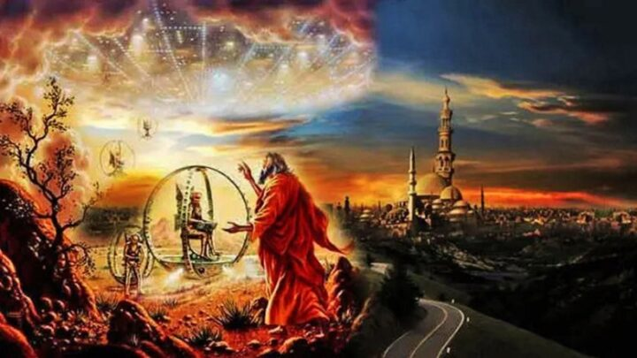 El enigma de Enoc: El primer hombre abducido por extraterrestres