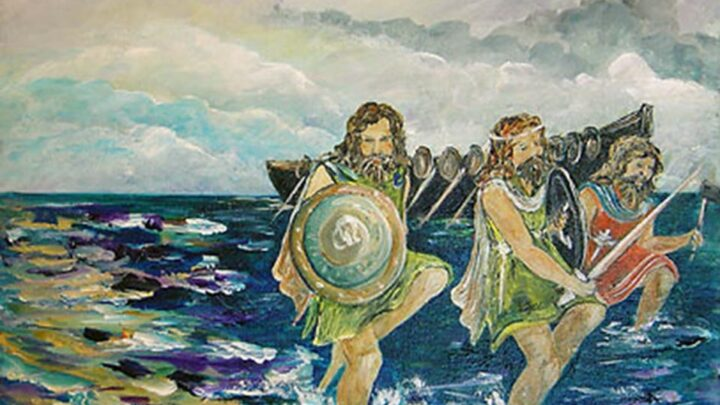 El mito de los Milesios: las raíces españolas de los irlandeses
