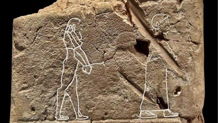La representación más antigua del planeta de un fantasma desvelado en una tablilla babilónica de 3500 años