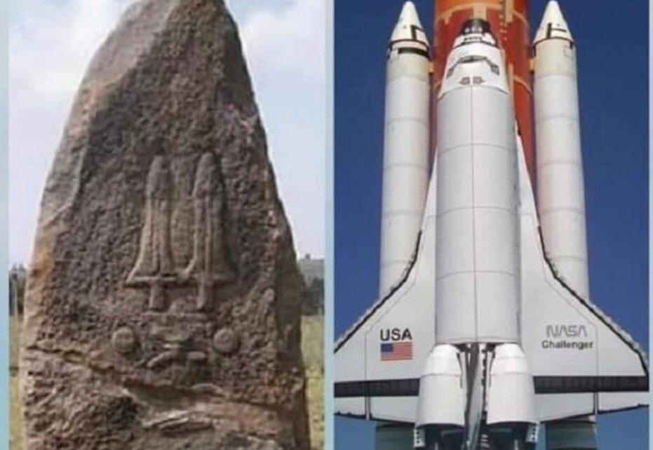Naves espaciales en tiempos antiguos: ¿Pueden los artilugios impactantes probarlo todo?