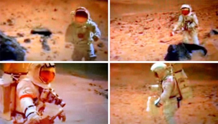 Plan RedSun: «Salvar a la élite de la extinción, en Marte» (Video)