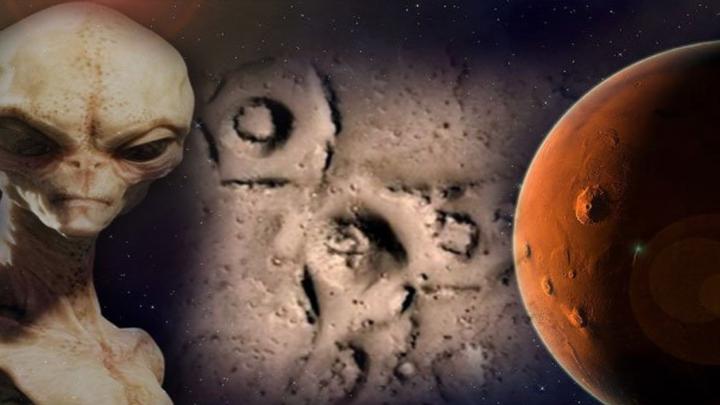 Ruinas de una antigua civilización extraterrestre localizadas en Marte en el área de Elysium Plantia (video)