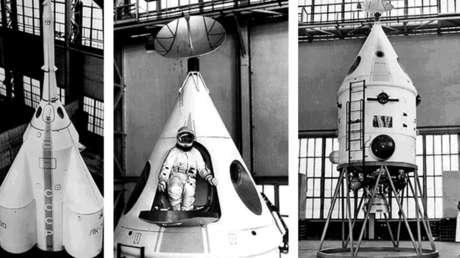 Rusia desclasifica el proyecto del vuelo lunar de la URSS: ¿pudo pisar la Luna un astronauta soviético anteriormente que EE.UU.?
