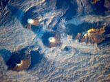 un enorme volcan podria esconderse debajo de alaska